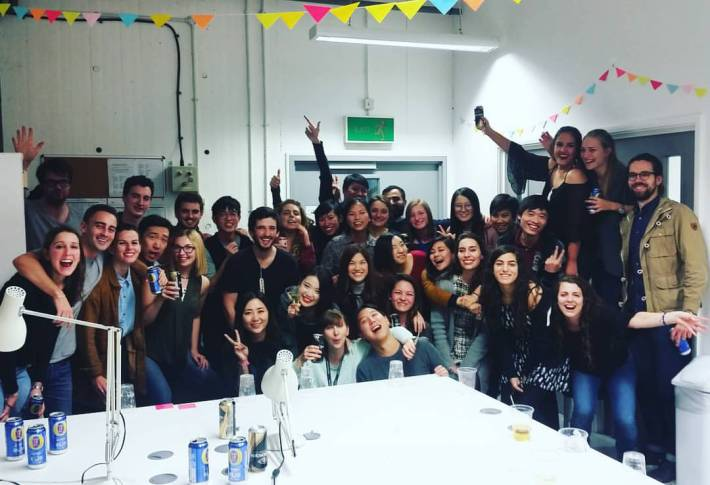 Diversity - RCA Service Design - Class of 2016 and 2017